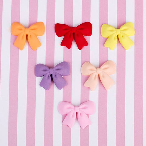 Fondant Ribbons in mixed colors. Wholesale available.