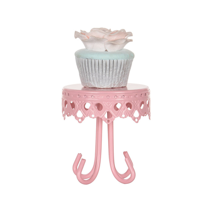 "Amalfi Decor Pink 10 Piece Mini 3.5"" Cupcake Holder Set"
