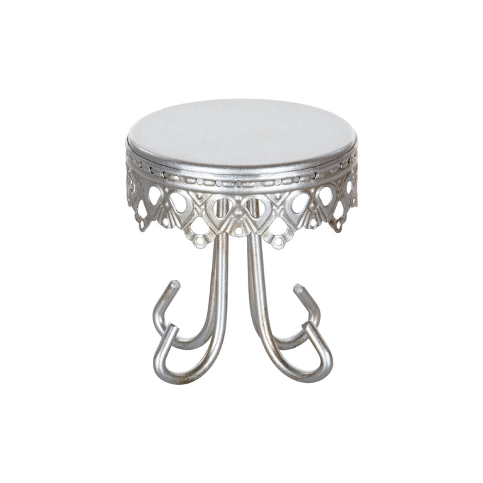 Amalfi Decor Mini Cupcake Stand Set Silver