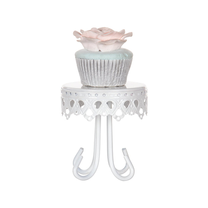 Amalfi Decor Mini Cupcake Stand Set White