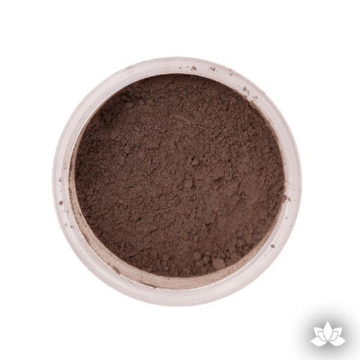 Cocoa Petal Dust color food coloring perfect for cake decorating & coloring gumpaste sugar flowers. Caljava