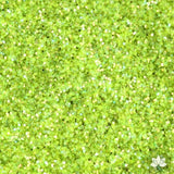 Celery Disco Dust Pixie Dust. Disco Dust is a Non-toxic fine glitter for cake decorating that will add a touch of color to your fondant cakes & cupcakes.  Caljava Wholesale cake supply. FondX