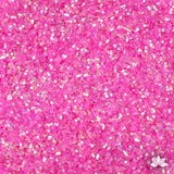 Fuchsia Rainbow Disco Dust Pixie Dust. Disco Dust is a Non-toxic fine glitter for cake decorating that will add a touch of color to your fondant cakes & cupcakes.  Caljava Wholesale cake supply. FondX