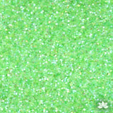 Heat Green Disco Dust Pixie Dust. Disco Dust is a Non-toxic fine glitter for cake decorating that will add a touch of color to your fondant cakes & cupcakes.  Caljava Wholesale cake supply. FondX