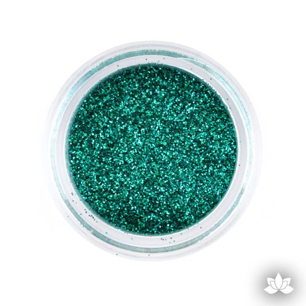 Hologram Jade Disco Dust Pixie Dust. Disco Dust is a Non-toxic fine glitter for cake decorating that will add a touch of color to your fondant cakes & cupcakes.