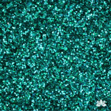 Hologram Jade Disco Dust Pixie Dust. Disco Dust is a Non-toxic fine glitter for cake decorating that will add a touch of color to your fondant cakes & cupcakes.  Caljava Wholesale cake supply. FondX