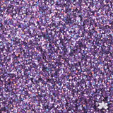 Lavender Disco Dust Pixie Dust. Disco Dust is a Non-toxic fine glitter for cake decorating that will add a touch of color to your fondant cakes & cupcakes.  Caljava Wholesale cake supply. FondX