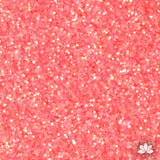 Miami Orange Disco Dust Pixie Dust. Disco Dust is a Non-toxic fine glitter for cake decorating that will add a touch of color to your fondant cakes & cupcakes.  Caljava Wholesale cake supply. FondX