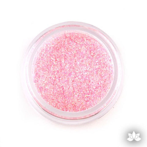 Osiana Rose Dust Pixie Dust. Disco Dust is a Non-toxic fine glitter for cake decorating that will add a touch of color to your fondant cakes & cupcakes
