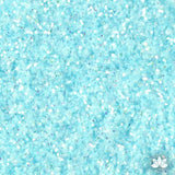 Waterfall Disco Dust Pixie Dust. Disco Dust is a Non-toxic fine glitter for cake decorating that will add a touch of color to your fondant cakes & cupcakes.  Caljava Wholesale cake supply. FondX