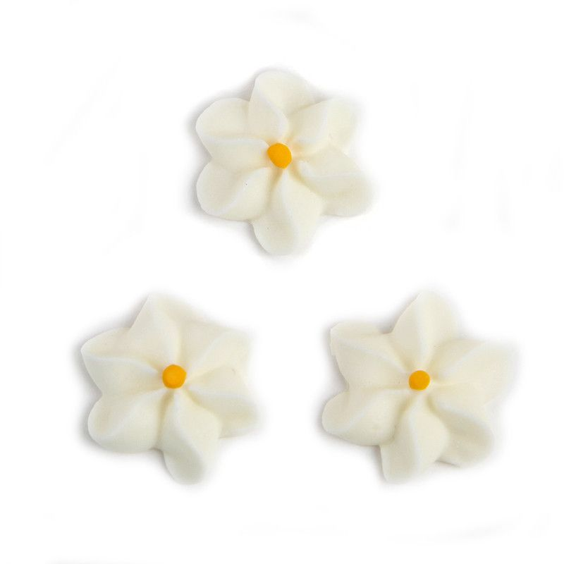 Large royal icing drop flowers white caljavaonline large royal icing drop flowers white mightylinksfo