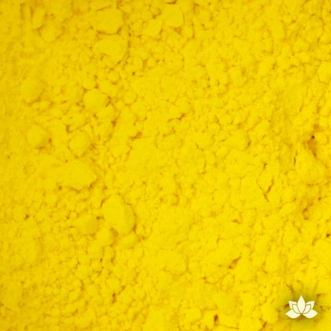 Daffodil Petal Dust color food coloring perfect for cake decorating & coloring gumpaste sugar flowers. Caljava