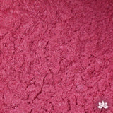 Deep Pink Luster Dust colors for cake decorating fondant cakes, gumpaste sugarflowers, cake toppers, & other cake decorations. Wholesale cake supply. Bakery Supply. Lustre Dust Color.