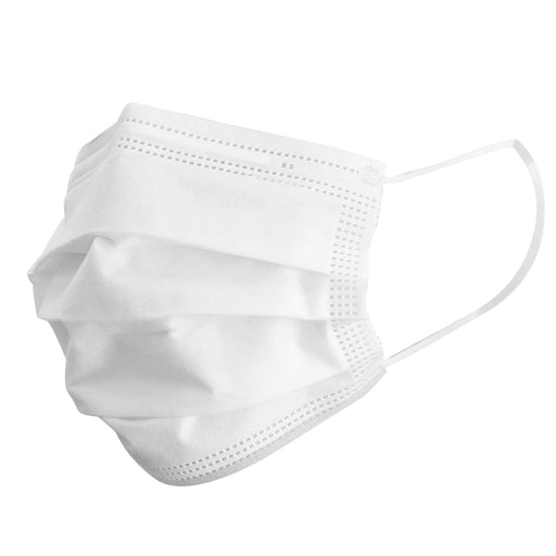 Disposable Face Mask with comfortable Earloop Medical Face Masks For COVID-19, bacteria, Corona Virus, virus, flu, Dust, Germ Protection. CDC compliant