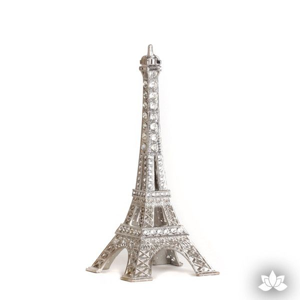 Eiffel Tower Cake Topper perfect for Paris themed cakes