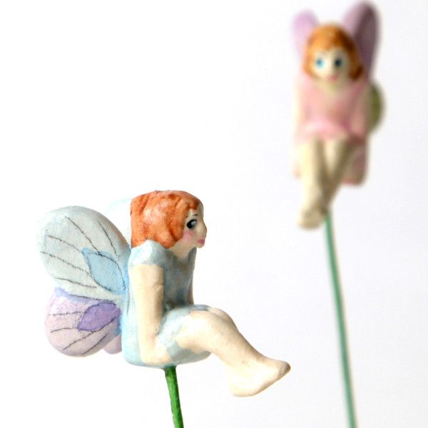 Ceramic Fairies - Mix Color