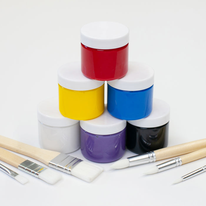 Edible Paint by FondX, perfect for painting on food and other edible desserts. Edible paint cake decorating tool.