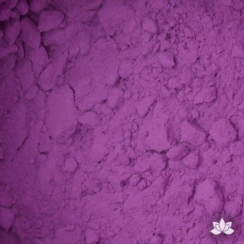 Fuchsia Petal Dust color food coloring perfect for cake decorating & coloring gumpaste sugar flowers. Caljava