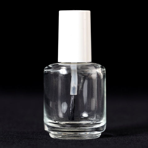 Edible Glue Applicator Bottle and Brush.  Also can be used to apply nail polish.  Nail Polish Applicator.