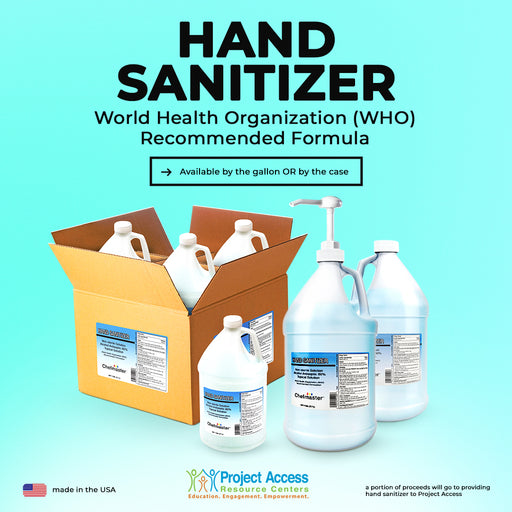 Liquid Hand Sanitizer - WHO Formula