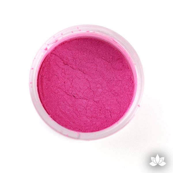 Hot Pink Lustre Dust - Caljava Exclusive Color