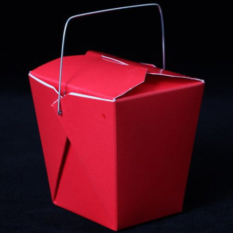 Disposable cupcake boxes. Transport & display cupcakes in beautiful cupcake boxes. Chinese take out box. Party favor box. Cookie Box. Dessert Box. Gift Box. Red Chinese take out cupcake box.