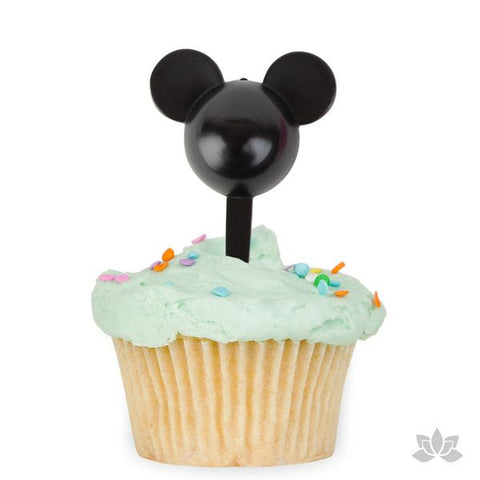 Mickey Mouse Cupcake Picks