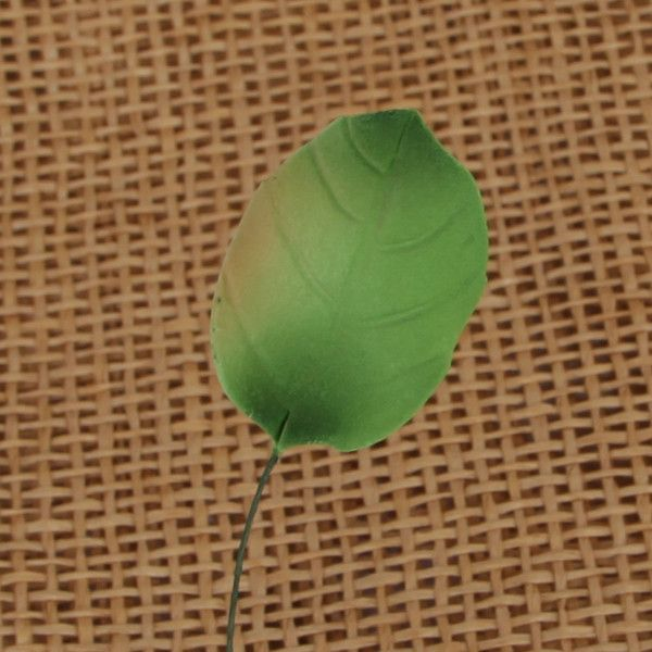 Rose Leaf - Green