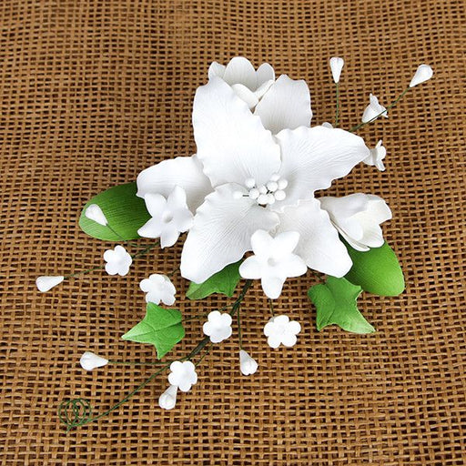 Casablanca Lily Sprays - White