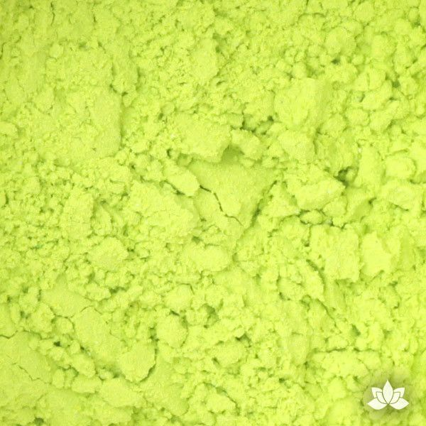 Lime Petal Dust color food coloring perfect for cake decorating & coloring gumpaste sugar flowers. Caljava