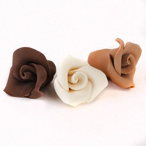 Modeling Chocolate Peruvian Roses - Unwired