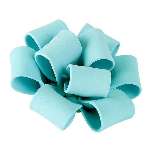 Multi-loop bow are great for any cake occasion. Simply place on top of fondant or buttercream for the perfect gift.