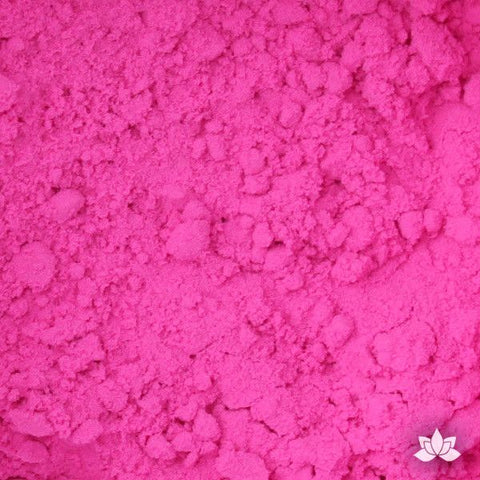 Magenta Petal Dust color food coloring perfect for cake decorating & coloring gumpaste sugar flowers. Caljava