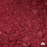 Ruby Luster Dust colors for cake decorating fondant cakes, gumpaste sugarflowers, cake toppers, & other cake decorations. Wholesale cake supply. Bakery Supply. Misty Rose Lustre Dust Color.
