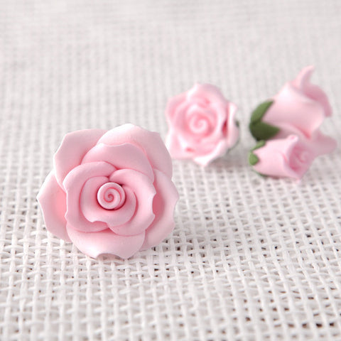 Petite Unwired Roses - Pink