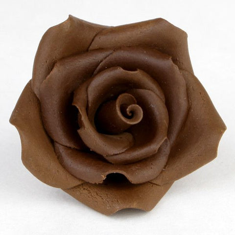 Large Chocolate Peruvian Roses - Unwired