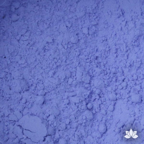 Periwinkle Petal Dust food coloring perfect for cake decorating & painting gumpaste sugar flowers. Caljava