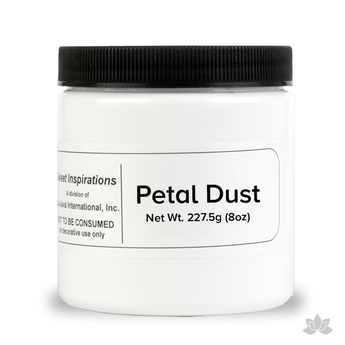 Petal Dust color food coloring perfect for cake decorating & coloring gumpaste sugar flowers. Great for wholesale bakeries and cake shops.