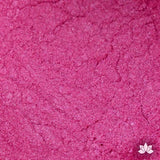 Rose Pink Luster Dust colors for cake decorating fondant cakes, gumpaste sugarflowers, cake toppers, & other cake decorations. Wholesale cake supply. Bakery Supply. Pink Peony Lustre Dust Color.