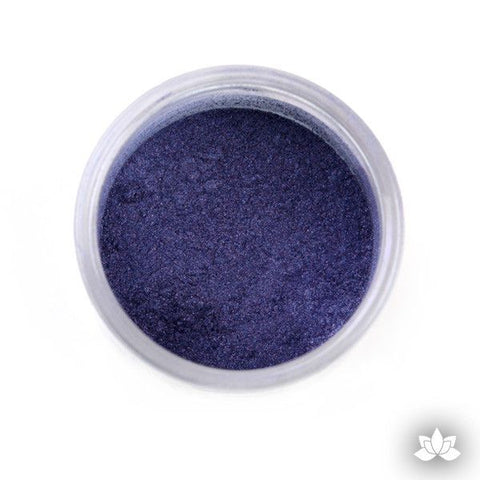 Purple Orchid Luster Dust color perfect for adding accents to your cakes and cupcakes.  Wholesale cake supply.  Bakery Supply.  Lustre Dust Color.