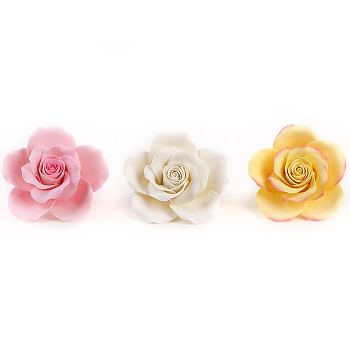 Queen Elizabeth Roses - Mix