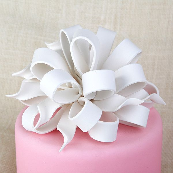 Bouquet With Ribbon Tails