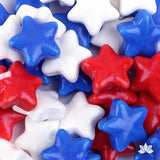 Red, White, & Blue Candy Stars - 35g