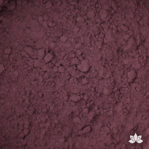 Red Terracotta Petal Dust color food coloring perfect for cake decorating & coloring gumpaste sugar flowers. Caljava