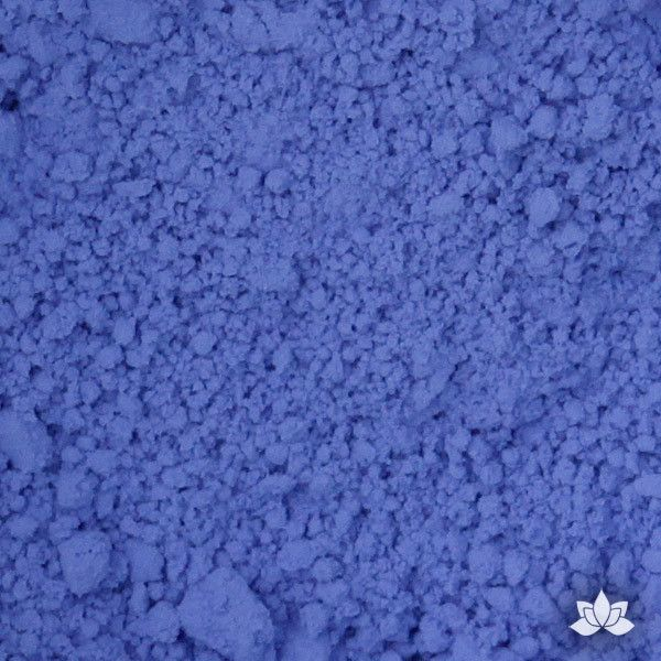 Royal Blue Petal Dust color food coloring perfect for cake decorating & coloring gumpaste sugar flowers. Caljava