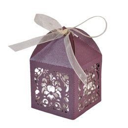 Royal Tapestry Favor Box Wraps