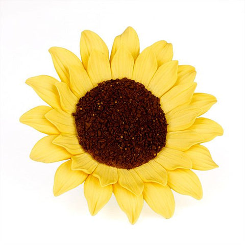 Gumpaste Sunflower Cake Decorations