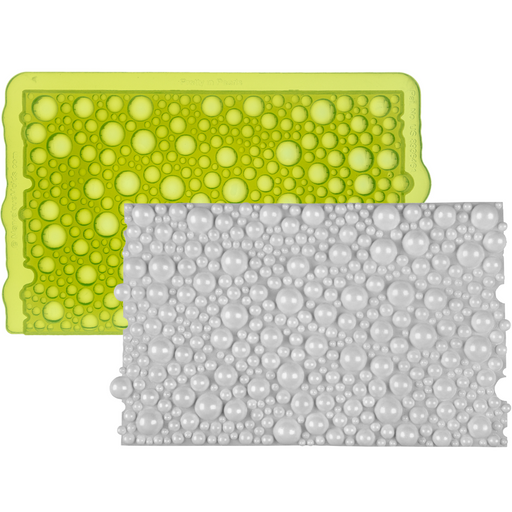 Easy to use Fondant Molds for making Fondant Pearl look on your cake. Great for decorating your own cake. Marvelous Molds