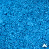 Peacock Blue Luster Dust colors for cake decorating fondant cakes, gumpaste sugarflowers, cake toppers, & other cake decorations. Wholesale cake supply. Bakery Supply. Tropical Blue Lustre Dust Color.