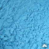 Turquoise Petal Dust color food coloring perfect for cake decorating & coloring gumpaste sugar flowers. Caljava
